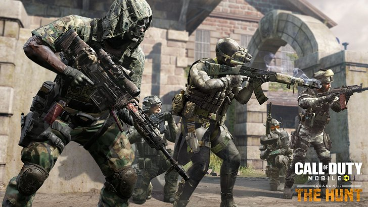 Call of Duty: Mobile'da Av Sezonu Başlıyor. 10. Sezon Geldi